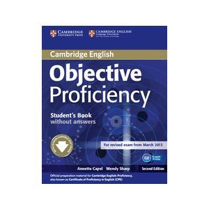 Objective Proficiency. Podręcznik bez Klucza + Downloadable Software