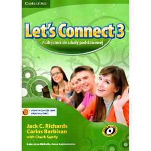 Let's Connect 3. Podręcznik