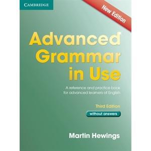 Advanced Grammar in Use 3Ed. Podręcznik bez Klucza