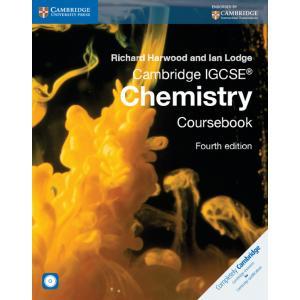 Cambridge IGCSE Chemistry Coursebook 4th ed