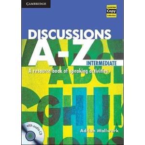 Discussions A-Z Intermediate + CD