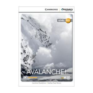 Avalanche! Cambridge Discovery Education Interactive Readers (z kodem)