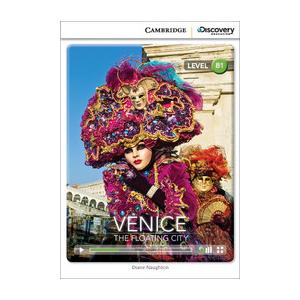 Venice: The Floating City. Cambridge Discovery Education Interactive Readers (z kodem)