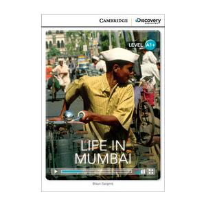 Life in Mumbai. Cambridge Discovery Education Interactive Readers (z kodem)