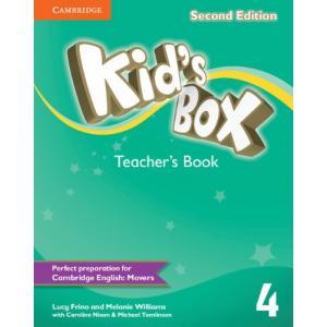 Kid's Box 4 Second Edition. Książka Nauczyciela