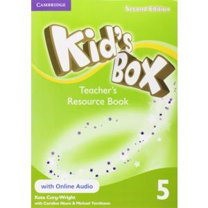 Kid's Box 2ed 5 Teacher's Resource Book with Online Audio