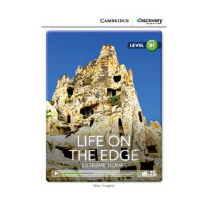 Life on the Edge: Extreme Homes. Cambridge Discovery Education Interactive Readers (z kodem)