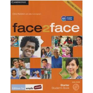 face2face 2ed Starter EMPIK ed Student's Book + DVD