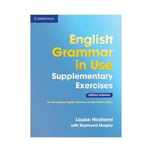 English Grammar In Use Supplementary Exercises Third Edition   Książka Bez Odpowiedzi