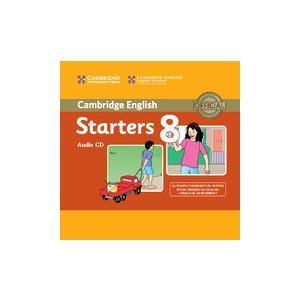 Cambridge English Starters 8. CD do Podręcznika