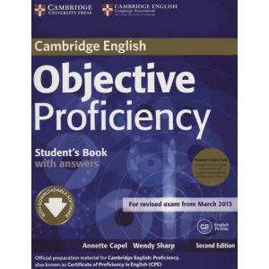 Objective Proficiency. Podręcznik z Kluczem + CD + Downloadable Software