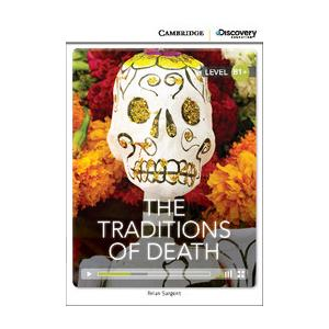The Traditions of Death. Cambridge Discovery Education Interactive Readers (z kodem)