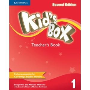 Kids Box Second Edition 1. Książka Nauczyciela