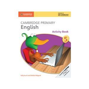 Cambridge Primary English 5. Ćwiczenia