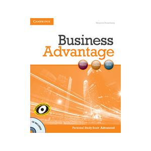 Business Advantage Advanced.   Personal Study Book + CD