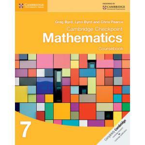 Cambridge Checkpoint Mathematics 7. Coursebook