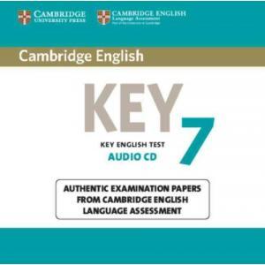 Cambridge English Key (KET) 7. CD do Podręcznika