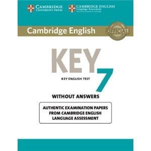 Cambridge English Key (KET) 7. Podręcznik bez Klucza
