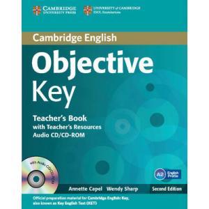 Objective Key. Książka Nauczyciela + CD