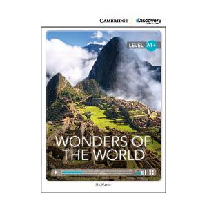 Wonders of the World. Cambridge Discovery Education Interactive Readers (z kodem)
