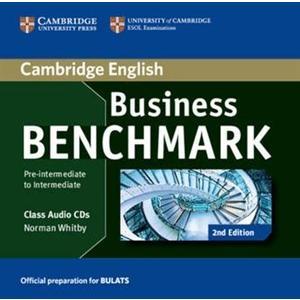 Business Benchmark 2nd Edition Pre-Intermediate to Intermediate BULATS. CD do Podręcznika