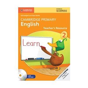 Cambridge Primary English 2. Teacher's Resource Book + CD-ROM