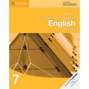 Cambridge Checkpoint English 7. Practice Book