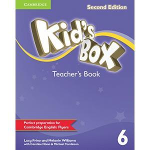 Kid's Box 2ed 6 Teacher's Book