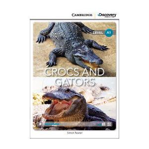 Crocs and Gators. Cambridge Discovery Education Interactive Readers (z kodem)