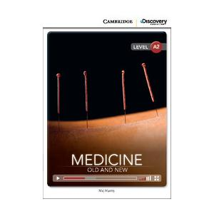 Medicine: Old and New. Cambridge Discovery Education Interactive Readers (z kodem)