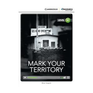 Mark Your Territory. Cambridge Discovery Education Interactive Readers (z kodem)