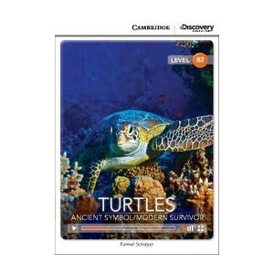 Turtles: Ancient Symbol/Modern Survivor. Cambridge Discovery Education Interactive Readers (z kodem)