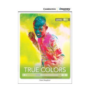 True Colors. Cambridge Discovery Education Interactive Readers (z kodem)