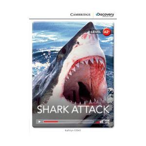 Shark Attack. Cambridge Discovery Education Interactive Readers (z kodem)
