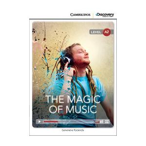 The Magic of Music. Cambridge Discovery Education Interactive Readers (z kodem)