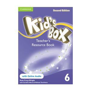 Kid's Box 2ed 6 Teacher's Resource Book with Online Audio