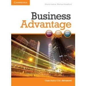 Business Advantage Advanced.   CD do Podręcznika