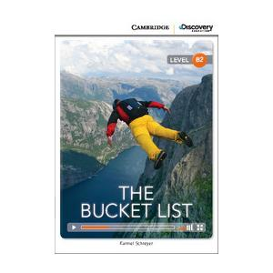 The Bucket List. Cambridge Discovery Education Interactive Readers (z kodem)