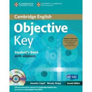 Objective Key. Podręcznik z Kluczem + CD-ROM + CD
