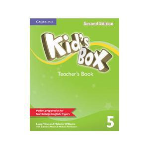 Kid's Box 5 Second Edition. Książka Nauczyciela