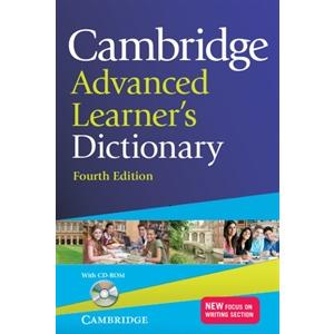 Cambridge Advanced Learner's Dictionary + CD