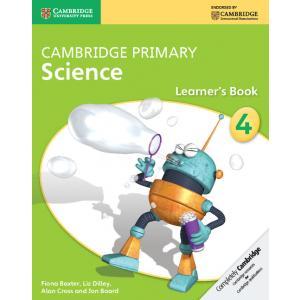 Cambridge Primary Science 4 Learner's Book