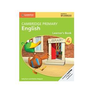 Cambridge Primary English 4. Książka Nauczyciela