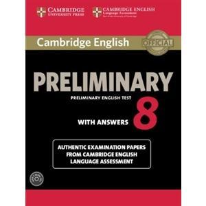 Cambridge English Preliminary (PET) 8. Self Study Pack (Podręcznik z Kluczem + CD)