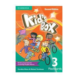 Kids Box 3 Second Edition. Flashcards
