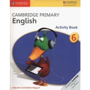 Cambridge Primary English 6. Ćwiczenia