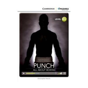 Punch: All About Boxing. Cambridge Discovery Education Interactive Readers (z kodem)