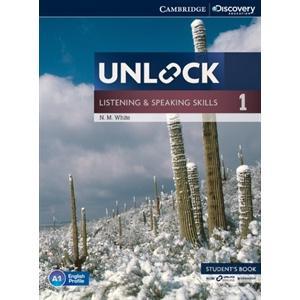 Unlock: Listening & Speaking Skills 1. Podręcznik + Online Workbook