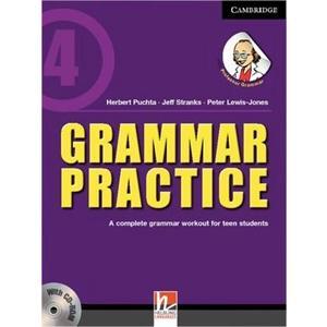 Grammar Practice 4 + CD