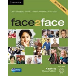 Face2Face Advanced Second Edition. Podręcznik + CD